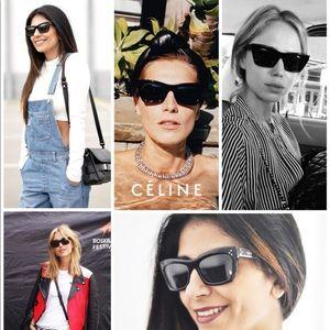 708d6220dfb2 Celine Accessories - Celine  Retro  sunglasses